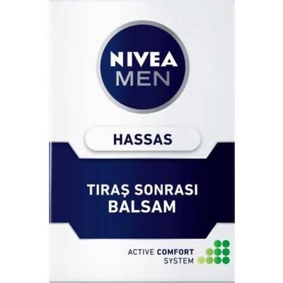 nivea balma after shaving for sensetive skin 100ml -alliance-0043