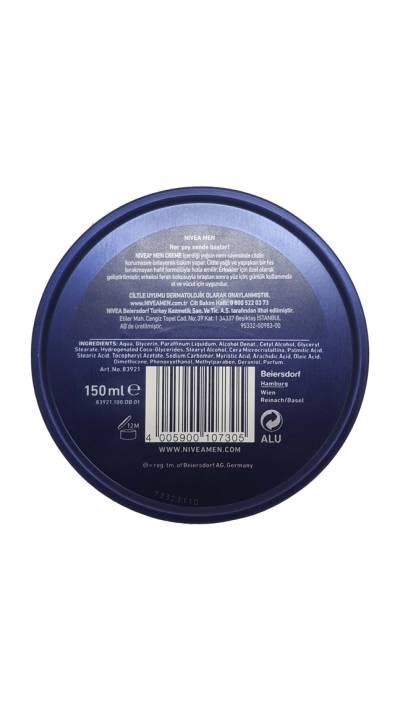 nivea cream for men 150ml-alliance-0045