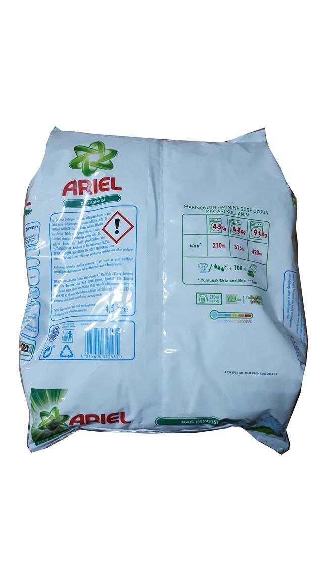 ariel washing powder 4,5kg-alliance-0081